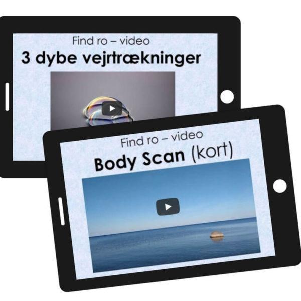Find-ro-dæmp-stress-videoer