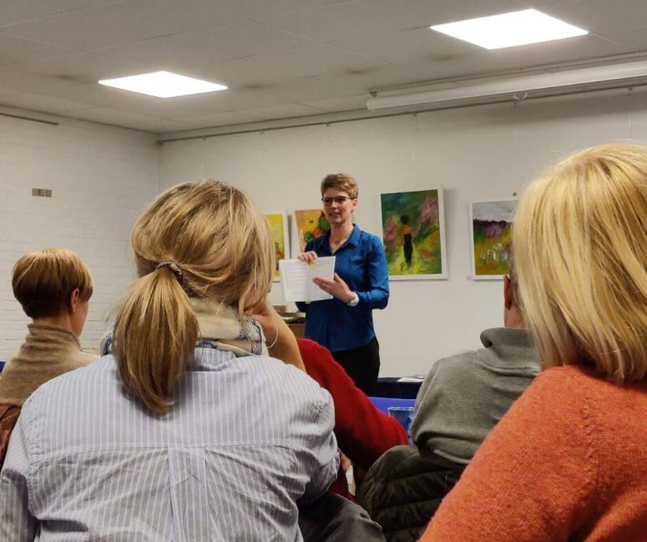 Foredrag-kursus
