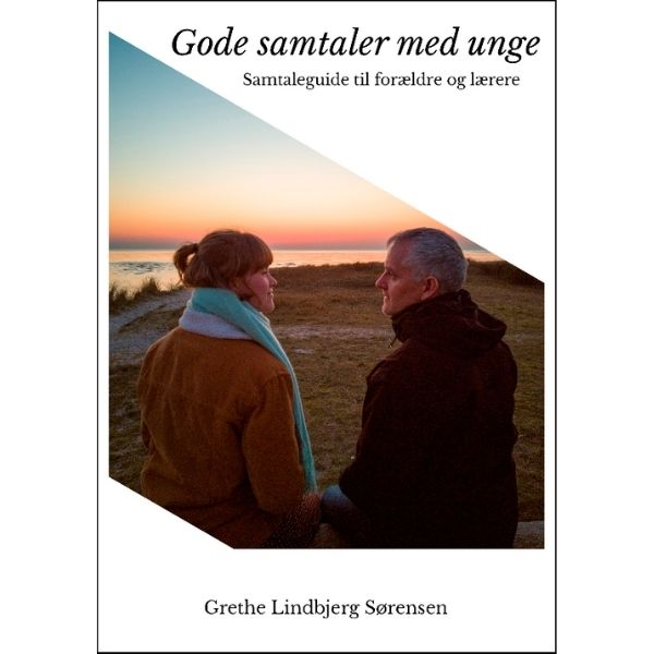 Pressemeddelelse – Ny bog: Gode samtaler med unge